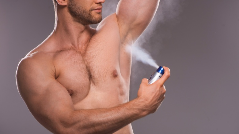Ditch your antiperspirant today!